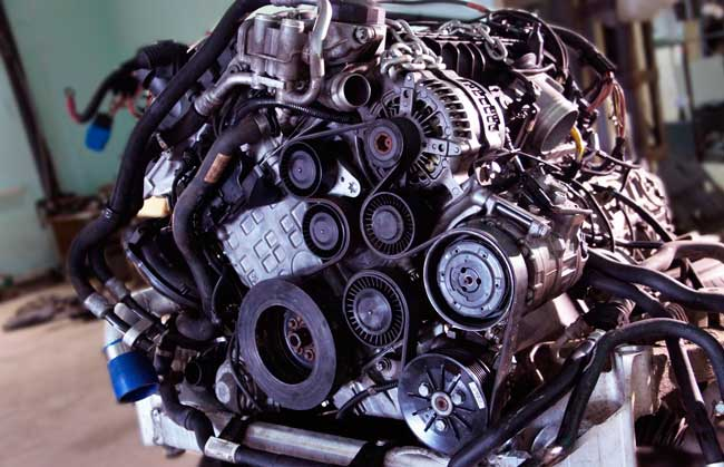 Износ двигателя
