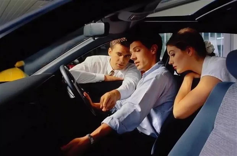 Как не надо выбирать автомобиль